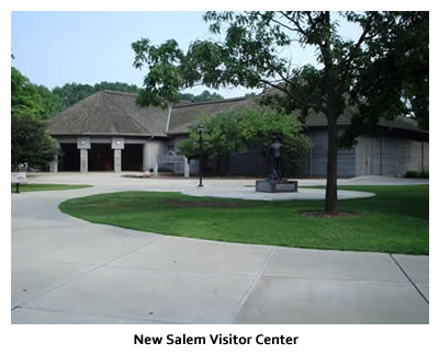 New Salem Visitor Center